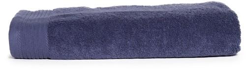 T1-100 Classic beach towel - Denim faded  - 100 x 180 cm