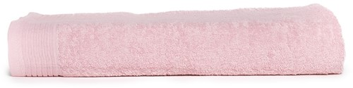 T1-100 Classic beach towel - Light pink - 100 x 180 cm