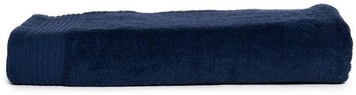 T1-100 Classic beach towel - Navy blue - 100 x 180 cm