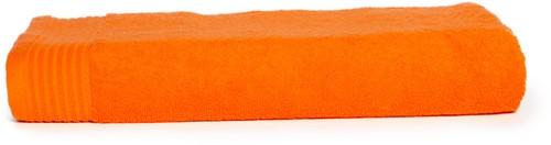 T1-100 Classic beach towel - Orange - 100 x 180 cm