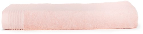 T1-100 Classic beach towel - Salmon - 100 x 180 cm