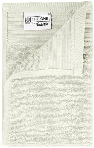 T1-30 Classic guest towel - Ivory cream - 30 x 50 cm