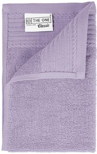 T1-30 Classic guest towel - Lavender - 30 x 50 cm