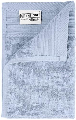 T1-30 Classic guest towel - Light blue - 30 x 50 cm