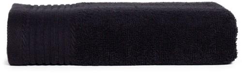 T1-50 Classic towel - Black - 50 x 100 cm