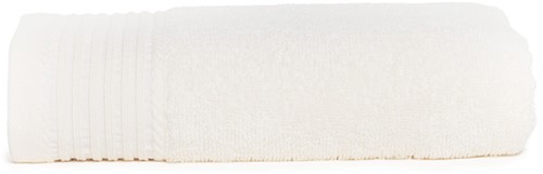 T1-50 Classic towel - Ivory cream - 50 x 100 cm