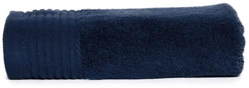 T1-50 Classic towel - Navy blue - 50 x 100 cm