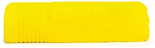 T1-50 Classic towel - Yellow - 50 x 100 cm