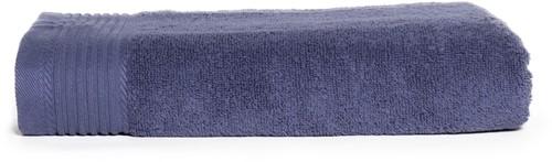 T1-70 Classic bath towel - Denim faded  - 70 x 140 cm