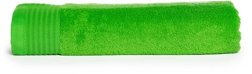 T1-70 Classic bath towel - Lime green - 70 x 140 cm