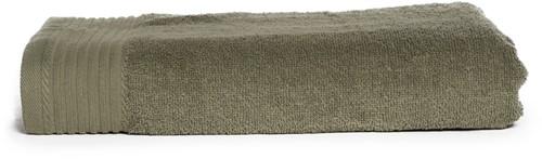 T1-70 Classic bath towel - Olive green - 70 x 140 cm