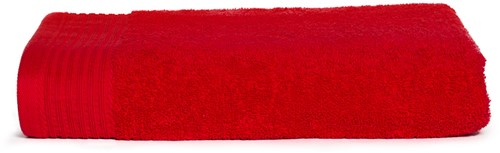 T1-70 Classic bath towel - Red - 70 x 140 cm