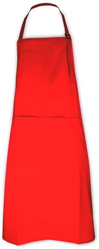 T1-APRON Apron - Red - 75 x 95 cm