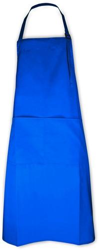 T1-APRON Apron - Royal blue - 75 x 95 cm
