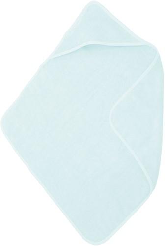 T1-BABYT Baby cape - Mint - 75 x 75 cm