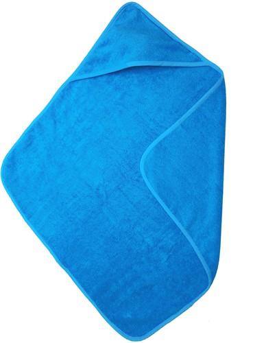 T1-BABYT Baby cape - Turquoise - 75 x 75 cm