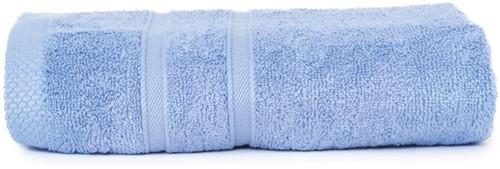 T1-BAMBOO50 Bamboo towel - Aqua azure - 50 x 100 cm