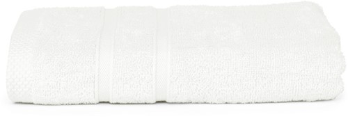 T1-BAMBOO50 Bamboo towel - White - 50 x 100 cm