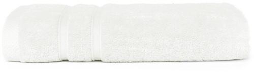 T1-BAMBOO70 Bamboo bath towel - White - 70 x 140 cm