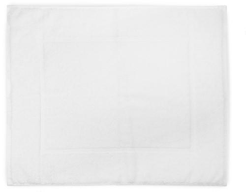 Bathmat - White - 50 x 60 cm
