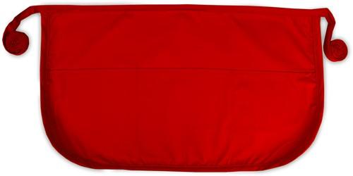 T1-BISTRO60 Bistro short - Red - 60 x 35 cm
