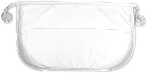 T1-BISTRO60 Bistro short - White - 60 x 35 cm