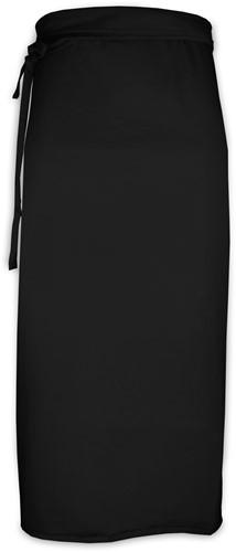 T1-BISTRO90 Bistro long - Black - 90 x 100 cm