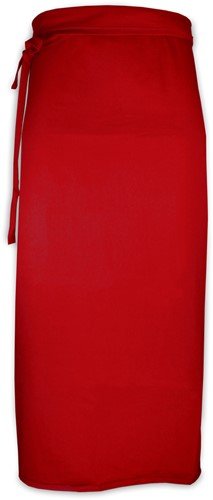 T1-BISTRO90 Bistro long - Red - 90 x 100 cm
