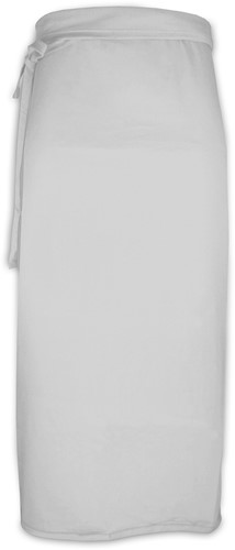 T1-BISTRO90 Bistro long - White - 90 x 100 cm