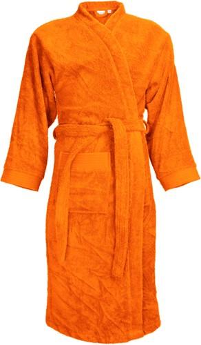 T1-B Bathrobe - Orange - S/M