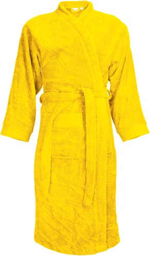 T1-B Bathrobe - Yellow - L/XL
