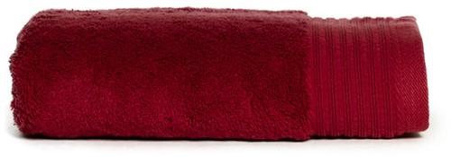 T1-DELUXE50 Deluxe towel - Burgundy - 50 x 100 cm