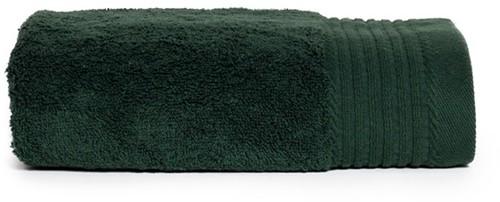 T1-DELUXE50 Deluxe towel - Dark green - 50 x 100 cm