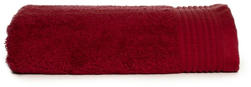 T1-DELUXE60 Deluxe towel - Burgundy - 60 x 110 cm