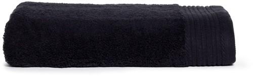 T1-DELUXE70 Deluxe bath towel - Black - 70 x 140 cm