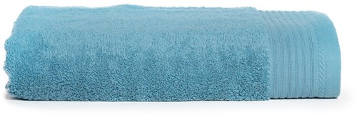 T1-DELUXE70 Deluxe bath towel - Petrol - 70 x 140 cm