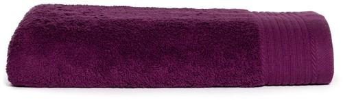 T1-DELUXE70 Deluxe bath towel - Plum - 70 x 140 cm