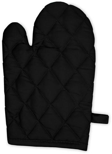 T1-GLOVE Kitchen gloves - Black - 20 x 29 cm