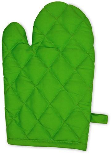 T1-GLOVE Kitchen gloves - Lime green - 20 x 29 cm