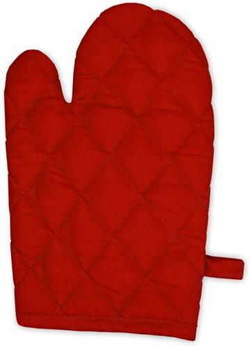 T1-GLOVE Kitchen gloves - Red - 20 x 29 cm