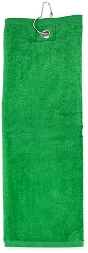T1-GOLF Golf towel - Green - 40 x 50 cm