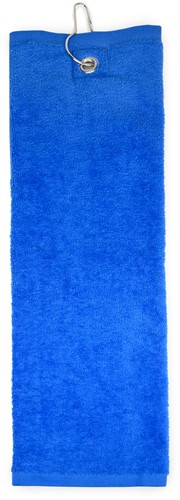 T1-GOLF Golf towel - Royal blue - 40 x 50 cm