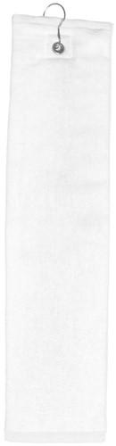 T1-GOLF Golf towel - White - 40 x 50 cm
