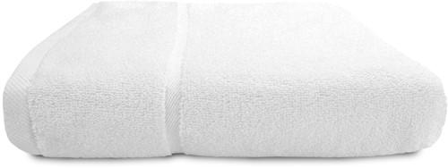 T1-HL50 Luxury hotel towel  - White - 50 x 100 cm