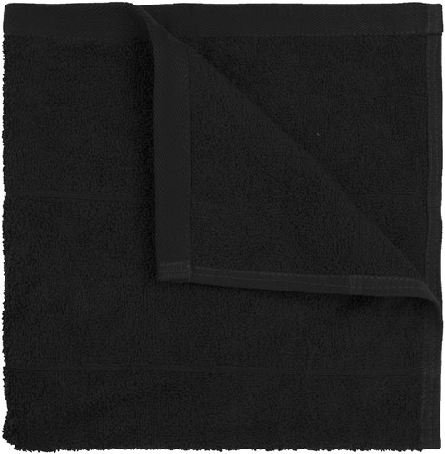 T1-KTOWEL Kitchen towel - Black - 50 x 50 cm