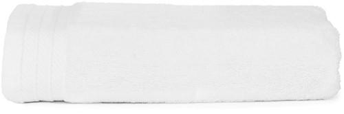 T1-ORG100 Organic beach towel - White - 100 x 180 cm