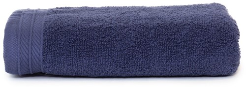 T1-ORG50 Organic towel - Denim faded  - 50 x 100 cm