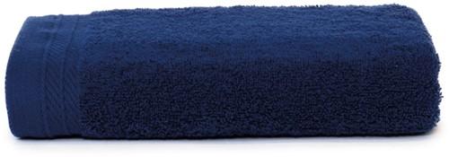 T1-ORG50 Organic towel - Navy blue - 50 x 100 cm