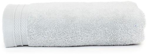 T1-ORG50 Organic towel - Silver grey - 50 x 100 cm