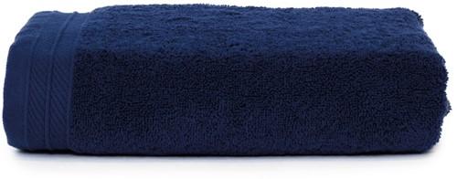 T1-ORG70 Organic bath towel - Navy blue - 70 x 140 cm
